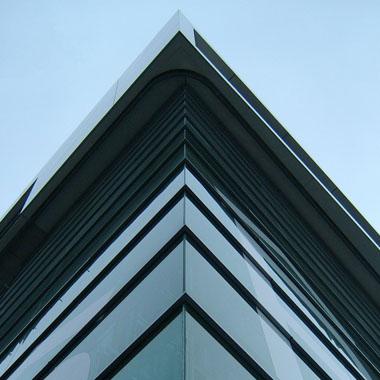 Hinterlüftete Fassaden